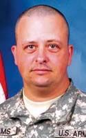 Army Sgt. Roger L. Adams Jr.  Died June 29, 2009 Serving During Operation Iraqi Freedom  36, of Jacksonville, N.C.; assigned to the 120th Combined Arms Battalion, North Carolina National Guard, Wilmington, N.C.; died from wounds sustained when an improvised explosive device detonated near his vehicle June 29 in Baghdad.