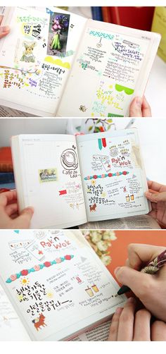 art of Writing a diary/Journal