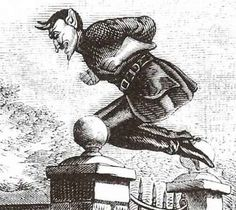 Spring-Heeled Jack | The 11 Most Infamous Demons Of All Time