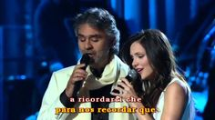 Andrea Bocelli e Katharine Mcphee - The prayer - A oração (Ao vivo 2008) HD