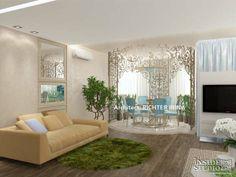 Návrh interiérů. Apartment Interior Design. Architect Irina Richter. INSIDE-STUDIO Prague.