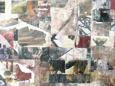 Saatchi Online Artist Joan Schulze; Assemblage / Collage, What We Miss #art