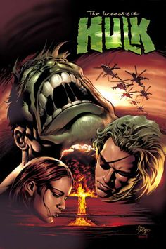 Incredible Hulk by Mike Deodato Jr.
