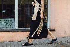 Streetstyle на Неделе моды в Тбилиси | Мода | STREETSTYLE | VOGUE