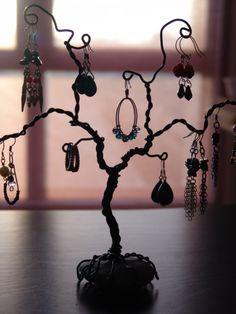 wire jewelry tree - inspiration