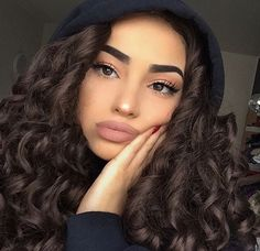 baddie makeup – Hair and beauty tips, tricks and tutorials Makeup Goals, Beauty Makeup, Hair Beauty, Beauty Skin, Beauty Care, Makeup Style, Cute Makeup, Gorgeous Makeup, Natural Beauty Tips