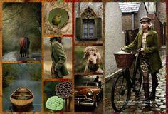 '' Green & Brown '' by Reyhan Seran Dursun