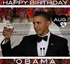 president obama's 53th birthday | Posted by Lance Goldsberry                -SO HANDSOME!!!