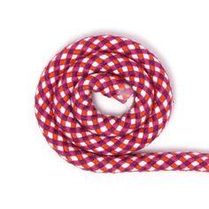 Kordel Farbmix 10 (8) - Baumwolle - hot pink