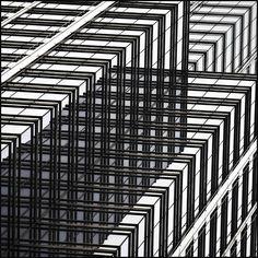 escher at canary wharf Geometry Architecture, Post Modern Architecture, London Architecture, Interior Architecture, Interior Design, Postmodernism, Urban Landscape, Life Inspiration, Bauhaus