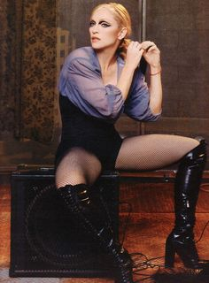 """Madonna, April 2003 """"W"""" mag by Steven Klein Madonna Fashion, Madonna 80s, Madonna Mode, Madona, Madonna Pictures, Female Singers, Material Girls, Famous Women, American Singers"""