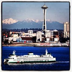 Ever wonder why we love our city so much? Just look at it! #wearelucky