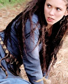 Nina Dobrev as Tatia Petrova on The Originals 2x05 'Red Door'. So it isnt just amara,katherine and elena there are more doppelgangers..,