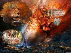 Akiane Kramarik paintings - Google Search                                                                                                                                                                                 More