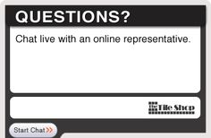 Invitation popup window for live chat with an online representative The Tile Shop, Popup, Invitation, Window, This Or That Questions, Live, Windows, Invitations, Reception Card