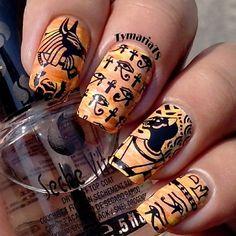 tymaria78 EGYPT #nail #nails #nailart