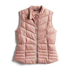 Stitch Fix Winter Stylist Picks: pink puffer vest