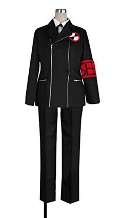 Dreamcosplay Anime Shin Megami Tensei: Persona Junpei Iori Cosplay Costume ** You can get more details by clicking on the image.
