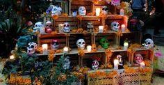 Resultado de imagen para dia de los muertos mexico imagenes