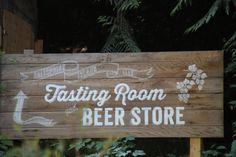 Salt SpringIsland Ales Tasting Room Beer Store, Tasting Room, Island, Spring, Home Decor, Decoration Home, Room Decor, Islands, Interior Design
