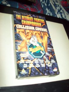 Ultimate Fighting Championship - Collision Course VHS  UFC 15