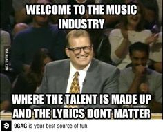 Indústria da música