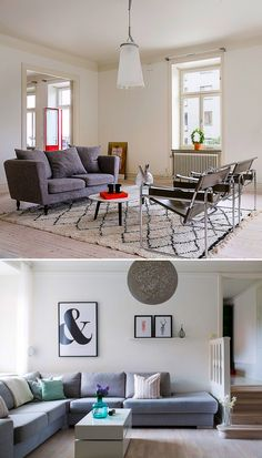 Interior Design: living room