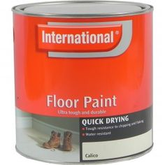 International Floor Paint Calico 2.5 Litre