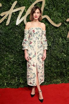 The British Fashion Awards 2015  - HarpersBAZAAR.com