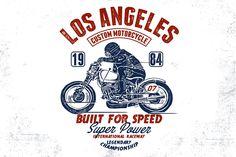 Ideas For Retro Bike Helmet Vintage Motorcycles Motorcycle Logo, Motorcycle Design, Moto Logo, Bike Poster, Retro Bike, En Stock, Vintage Motorcycles, Graphic Illustration, Logo Design