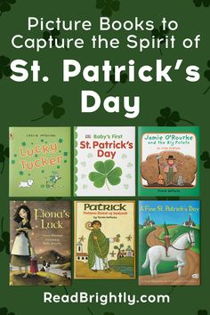 Whether it's a book about the significance of the holiday, a classic folktale, or a romping adventure with a leprechaun, there's something here for every child! Folktale, The Rival, Day Book, Best Day Ever, Leprechaun, Story Time, Great Books, Book Lists, St Patricks Day
