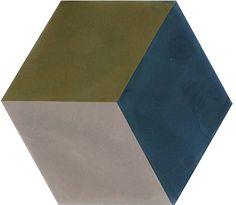"""Résultat de recherche d'images pour """"carreaux cim  cube rouge"""" Hex Tile, Hexagon Tiles, Cement Tiles, Medan, Motif Art Deco, Tile Projects, Decorative Tile, Concrete Floors, Own Home"""