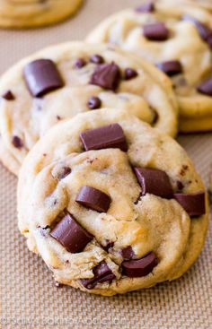Chewy Chocolate Chip Cookies Recipe | Sally's Baking Addiction