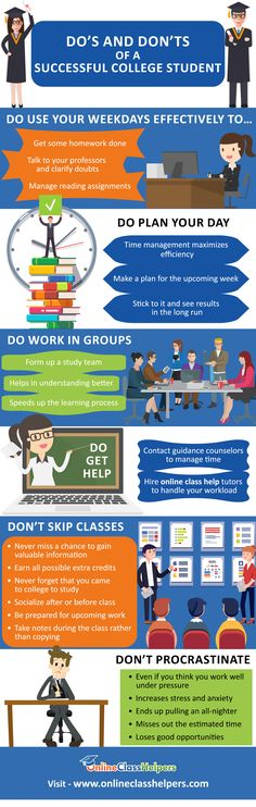 Earning a degree is a rigorous process. Make use of these tips to know what to do and what not to do to in college. But if you're unable to complete assignments on time, or study for test, visit www.onlineclasshelpers.com to hire an online class help tutor for assistance.