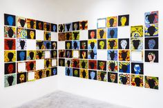 A standout piece at London's 2014 edition of Contemporary African Art Fair, 'Missing' was the work of Nigerian artist… Contemporary African Art, Art Fair, Master Class, Figure Drawing, Cool Artwork, Female Art, Photo Galleries, Gallery Wall, Artsy