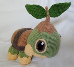 Crocheted Life Size Pokémon | The Mary Sue