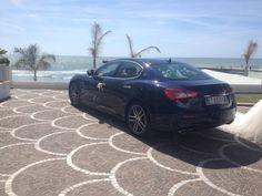 Lo Splendore della nostra Maserati Ghibli per il Giorno più Bello ed Importante della Vostra Vita!!!