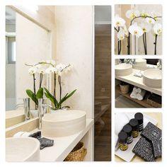 Πέτρινες βίλες στην Κρήτη Τουριστικό συγκρότημα με τρεις ανεξάρτητες πέτρινες βίλες στην Κρήτης | Interiro Toilet, Vanity, Interior Design, Bathroom, Dressing Tables, Nest Design, Washroom, Flush Toilet, Powder Room