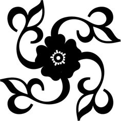 Hey, I found this really awesome Etsy listing at https://www.etsy.com/listing/202664464/flower-vinyl-decal