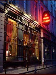 """Le Grand Colbert (Restaurant in the moive """"Somethings Gotta Give"""" in Paris"""