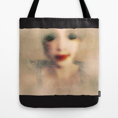 Memorie of another Life [V2 Vintage] Tote Bag by LilaVert | Society6