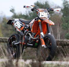 Ktm Dirt Bikes, Cool Dirt Bikes, Motorcycle Dirt Bike, Moto Bike, Ktm 690, Ktm 450 Exc, Motocross Love, Motorcross Bike, Ktm Supermoto