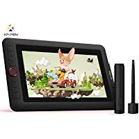 Xp Pen Artist12 Pro 11 6 Inch Drawing Monitor Pen Display Full Laminated Graphics Drawing Tablet With Tilt Function Battery Drawing Tablet Graphic Battery Free