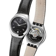 Swatch Black Board Automatic