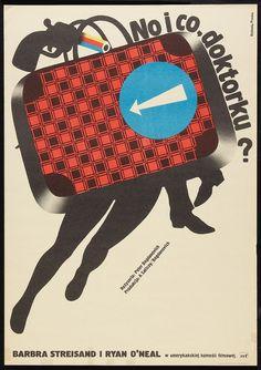 What's Up Doc, 1972  Polish Title: No i co doktorku?  Author: Elzbieta Procka, 1975
