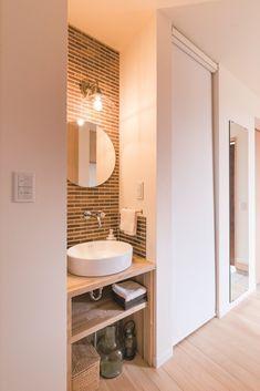 Washroom Design, Laundry Room Design, Home Room Design, Interior Stairs, Cafe Interior, Simonds Homes, Bedroom Built In Wardrobe, Pinterest Room Decor, Muji Home