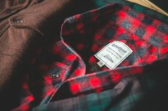 "Tanner Goods x 3sixteen 2015 Fall/Winter ""Woodlands"" Collection"