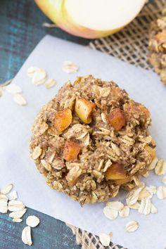 Apple Pie Breakfast Cookies