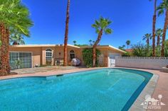 Soak up some rays in this pool located in Little Bend Palm Desert, CA