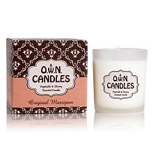 Svíčka ve skleněné dóze OWN Candles ORIGINAL MARZIPAN